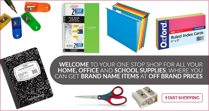 Home, Office, and School Supplies - Start Shopping